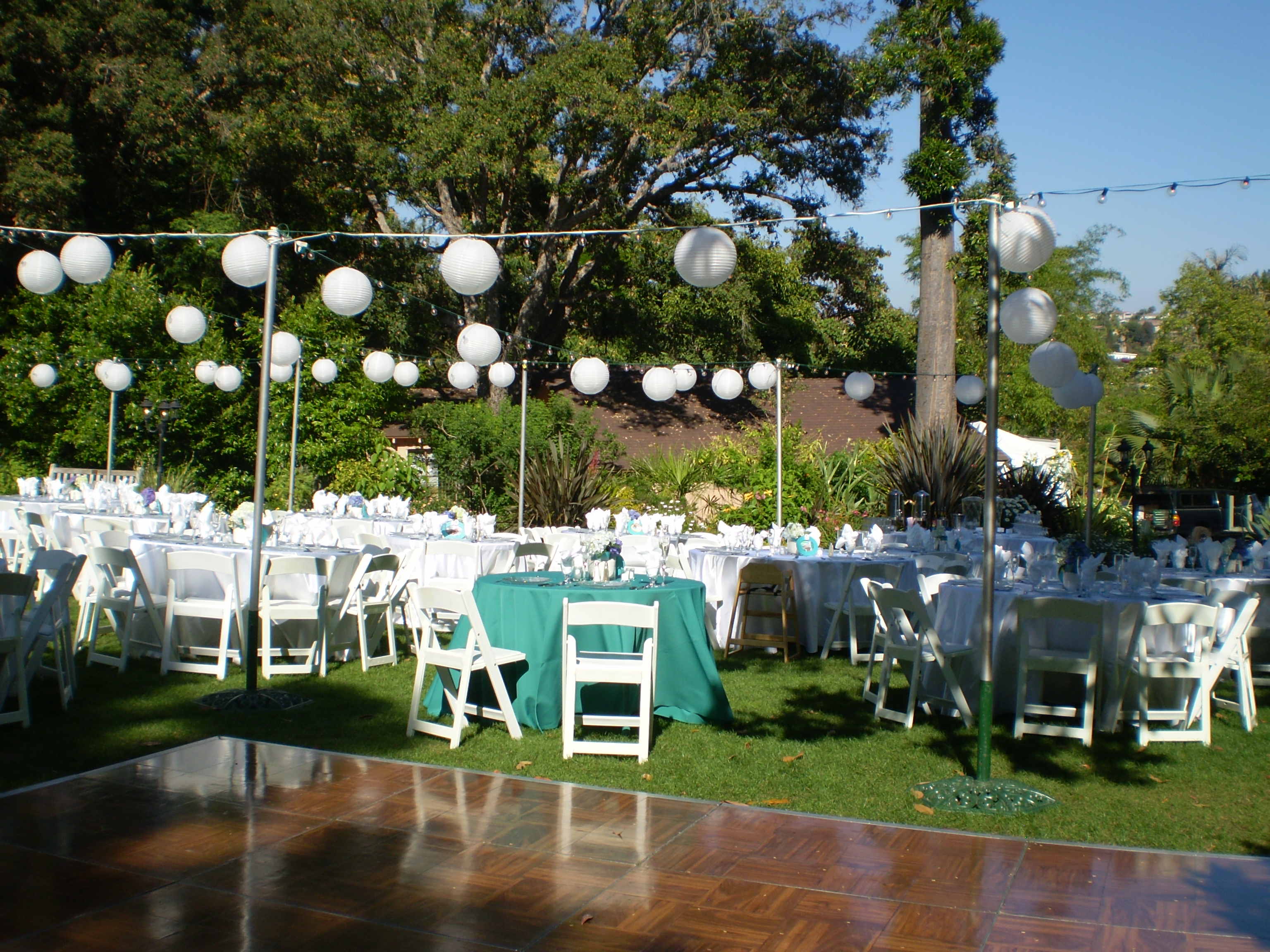 Quail Botanical Gardens Catering In San Diego Personal