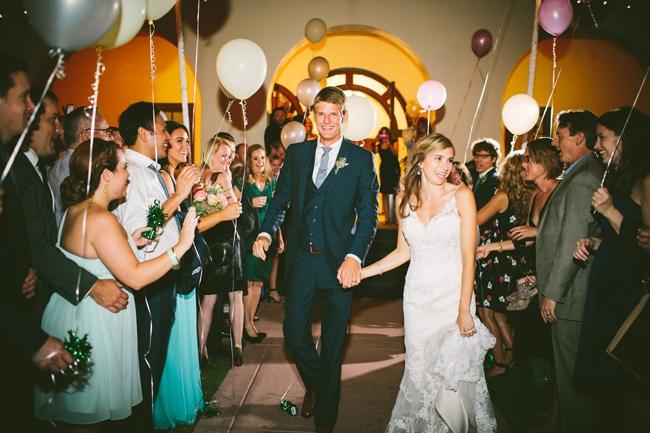 Samantha & Brian's Gorgeous Wedding- La Jolla Woman's Club