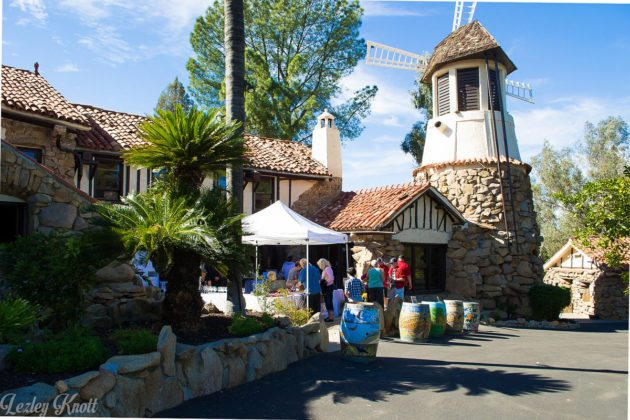 Mt Woodson Castle Corporate Catering San Diego Venue