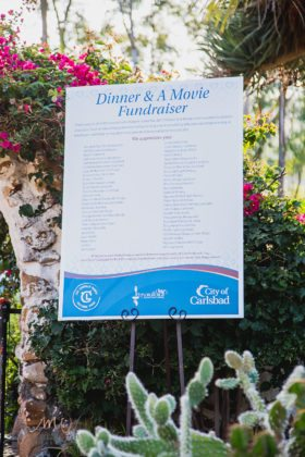 Corporate Catering San Diego Fundraiser Event