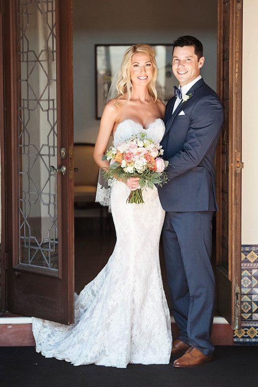 Erin & Phil at Darlington House